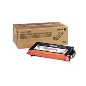 Xerox 106R01393 Magenta High Capacity genuine OEM toner cartridge