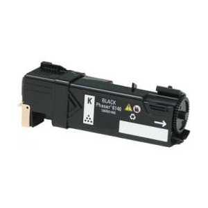 Compatible Xerox 106R01480 Black toner cartridge, 2600 pages
