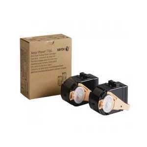 Xerox 106R02605 Black genuine OEM toner cartridge - 2-pack