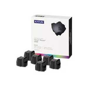 Xerox compatible 108R00608 Black solid ink for Phaser 8400 - 6 sticks