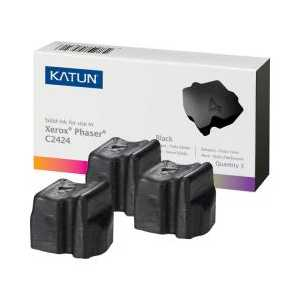 Xerox compatible 108R00663 Black solid ink for WorkCentre C2424 - 3 sticks