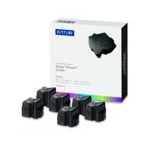 Xerox compatible 108R00664 Black solid ink for WorkCentre C2424 - 6 sticks