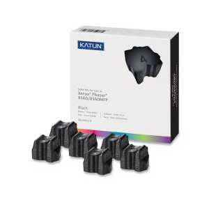 Xerox compatible 108R00727 Black solid ink for Phaser 8560 - 6 sticks