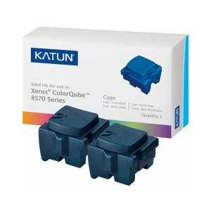Xerox compatible 108R00926 Cyan solid ink for ColorQube 8570 - 2 sticks