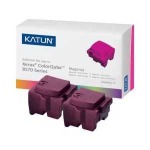 Xerox compatible 108R00927 Magenta solid ink for ColorQube 8570 - 2 sticks