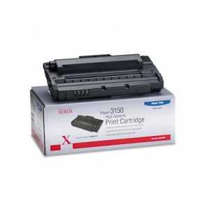 Xerox 109R00747 Black High Capacity genuine OEM toner cartridge