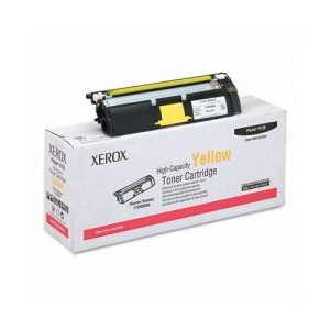 Xerox 113R00694 Yellow High Capacity genuine OEM toner cartridge