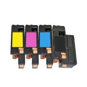 Compatible Xerox 106R01630, 106R01627, 106R01628, 106R01629 toner cartridges, 4 pack