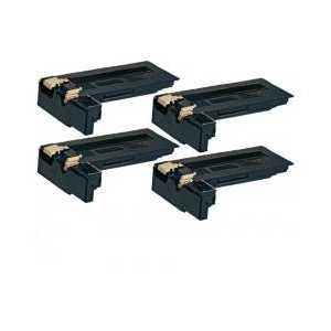 Xerox 106R01409 Black compatible toner cartridges - 4-pack