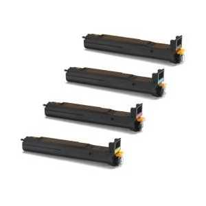 Compatible Xerox 106R01316, 106R01317, 106R01318, 106R01319 toner cartridges, 4 pack